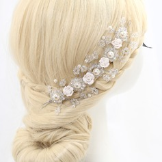 Exquisite Alloy/Imitation Pearls/Polymer Clay Headbands