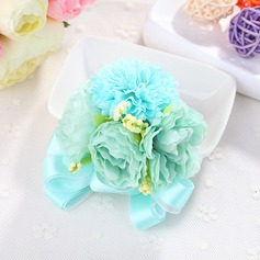 Girly Wrist Corsage/Boutonniere/Men's Accessories - Wrist Corsage/Boutonniere