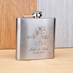 Personalized Lovely Birds Stainless Steel 160ml(6-oz)