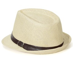 Ladies' Nice Linen Straw Hat