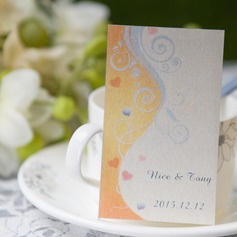 Personalized Artistical Card Paper Tags