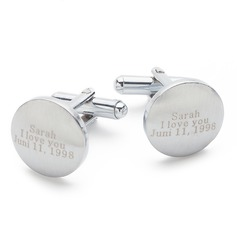 Groom Gifts - Personalized Elegant Alloy Cufflinks (257175133)