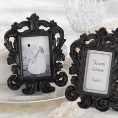 Elegant Resin Place Card Holders/Photo Frames  (051050524)