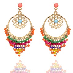 Fashional Alloy Imitation Pearls With Imitation Pearl Ladies' Fashion Earrings