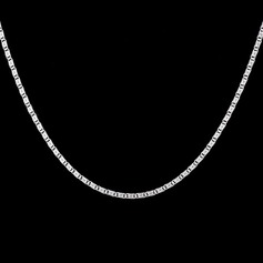 Classic Silver Plated Ladies' Necklaces