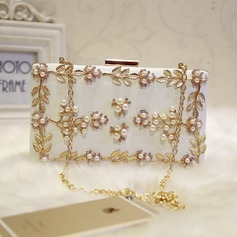 Charming Alloy Clutches