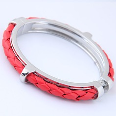 Fashional Alloy Leather Rope Ladies' Fashion Bracelets