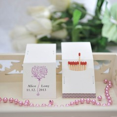 Personalized Heart design Hard Card Paper