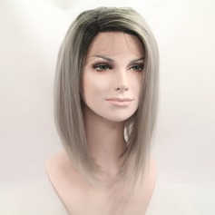 Straight Synthetic Hair Synthetic Wigs Lace Front Wigs