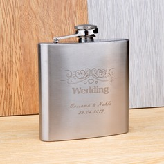 Personalized Simple Design Stainless Steel Flask