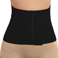 Women Classic Polyester/Cotton/Chinlon High Waist Waist Cinchers Shapewear