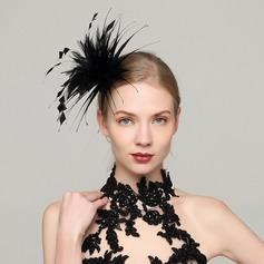 Ladies' Glamourous Feather With Feather Fascinators/Kentucky Derby Hats/Tea Party Hats