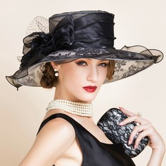 Ladies' Beautiful/Glamourous/Elegant/Hottest Organza Beach/Sun Hats