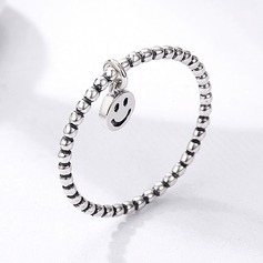 Fashional Silver Ladies' Fashion Rings