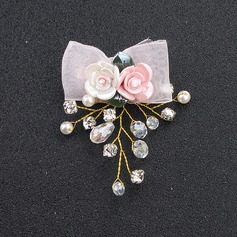 Fashion Alloy Hairpins (Set of 3)