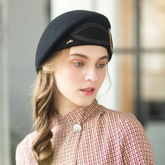 Ladies' Elegant/Exquisite/Vintage Wool Beret Hat