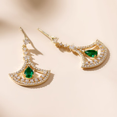 Elegant Alloy Earrings