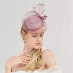 Ladies' Fashion/High Quality/Romantic/Vintage Cambric Fascinators
