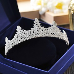 Ladies Beautiful Crystal Tiaras (Sold in single piece)
