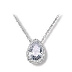Classic Zircon Ladies' Necklaces
