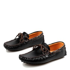 Men's Real Leather Penny Loafer Casual Men's Loafers (260201251)