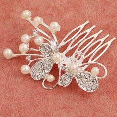 Lovely Alloy Combs & Barrettes