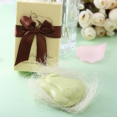 Pear Shaped Soaps Wedding Favor