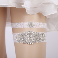2-Piece/Attractive/Exclusive Wedding Garters (104172419)