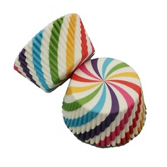 Creative Pearl Paper Cupcake Wrappers