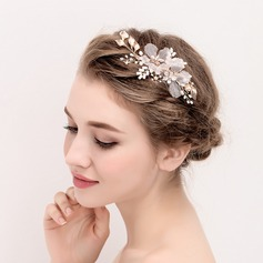 Ladies Pretty Crystal/Rhinestone/Alloy Hairpins