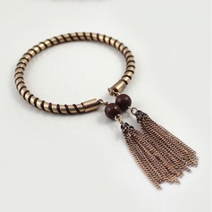 Chic Alloy With Tassels Ladies' Fashion Bracelets