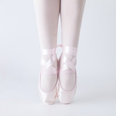 Kids' Satin Pointe Shoes Dance Shoes
