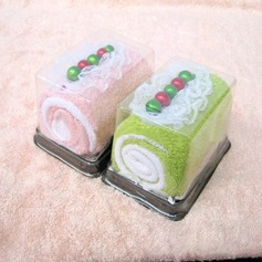 Cake Shaped Towel Marriage Return Gift(Sold in a single piece)