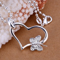 Beautiful Silver Plated Copper Ladies' DIY Jewelry