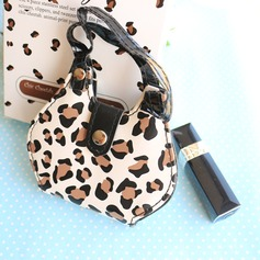 """Chic Cheetah"" Animal-Print Purse Four-Piece Manicure Set"