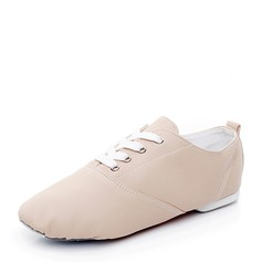 Unisex Canvas Flats Jazz Dance Shoes