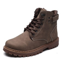 Men's Leatherette Chukka Casual Men's Boots (261216539)
