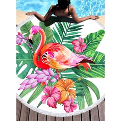 Floral/Animal Oversized/attractive Beach towel
