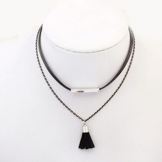 Exquisite Alloy Ladies' Fashion Necklace