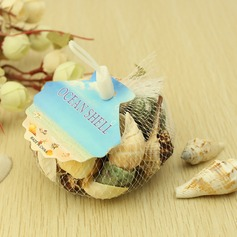 Beach Theme Seashell Decorative Accessories