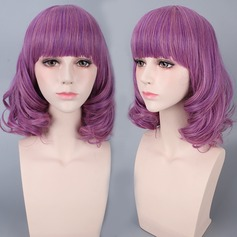 Loose Wavy Synthetic Hair Capless Wigs Cosplay/Trendy Wigs 220g