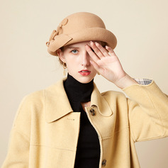 Ladies' Beautiful/Glamourous/Charming Wool Blend Bowler/Cloche Hats