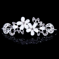 Flower Shaped Alloy Ladies' Hair Jewelry