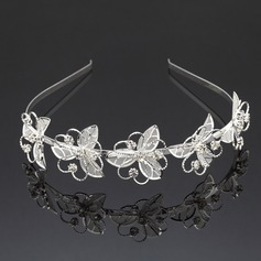 Fashion Rhinestone/Alloy Headbands