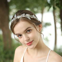 Ladies Exquisite Rhinestone/Alloy Headbands