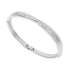 Fashional Alloy With Crystal Women's Bracelets