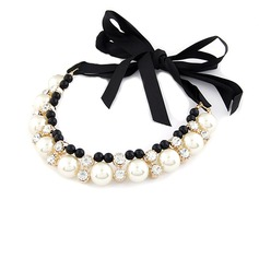 Cherished Pearl Necklaces