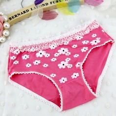 Cotton Panties (Set of 3,Random colors)