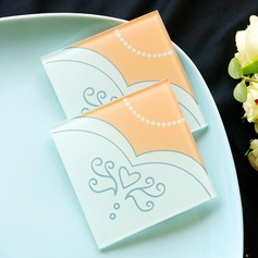Bridal Gown Design coaster(set of 2pcs)
