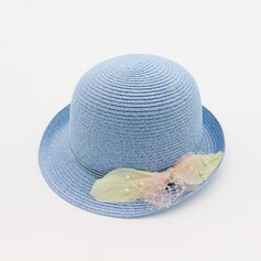 Ladies' Lovely Rattan Straw Straw Hat